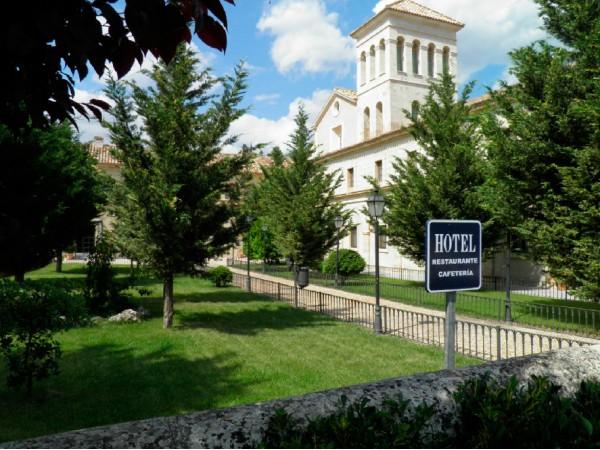 Hotel monasterio de tejeda villa huisje landhuis in zuid for Hotel spa nueva castilla