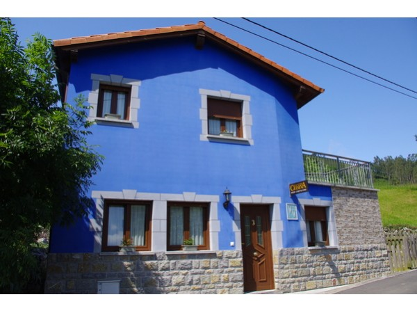 Casa Vacacional Criseva  - Cantabrian Mts. - Asturias