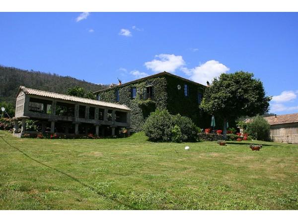 Rectoral De Cobres 1729 - Hotel Rural u0026gt; San Adrian De ...