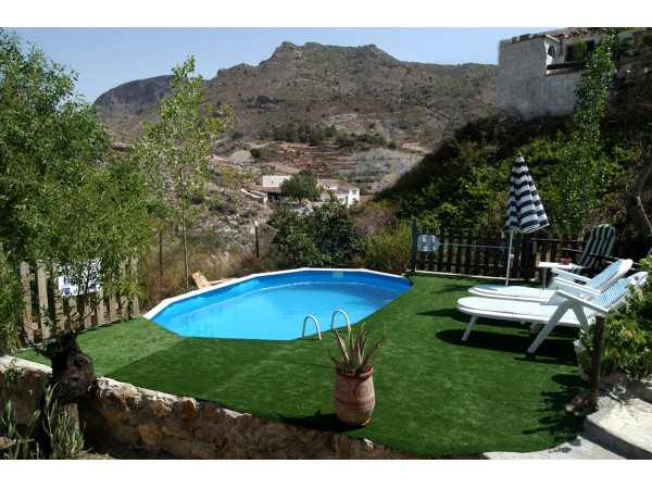Cortijo Al-Damuz  - Baetic Mountains - Almeria