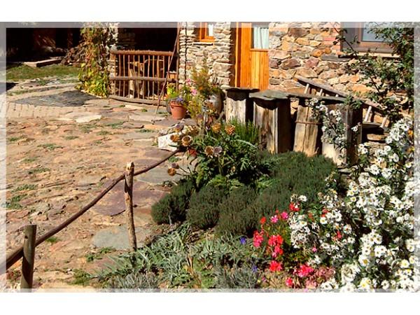 El jardín aromático
