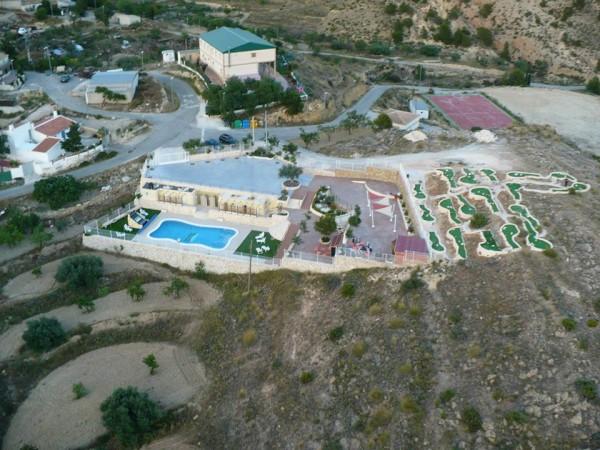 Hospederia Rural La Garapacha  - Baetic Mountains - Murcia
