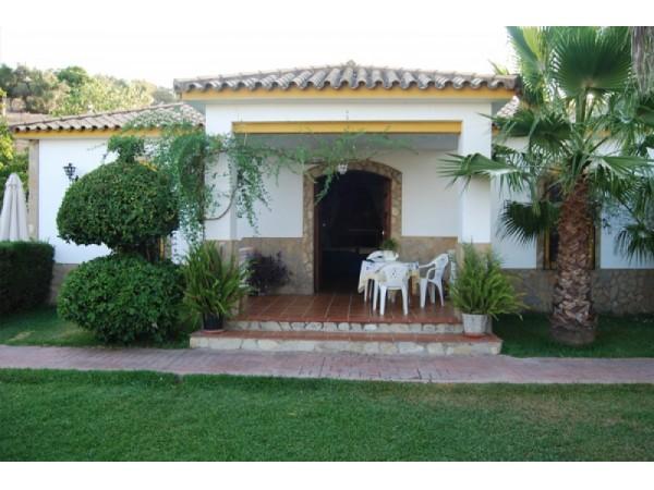 El Parque De Isabel  - West Andalusia - Cadiz