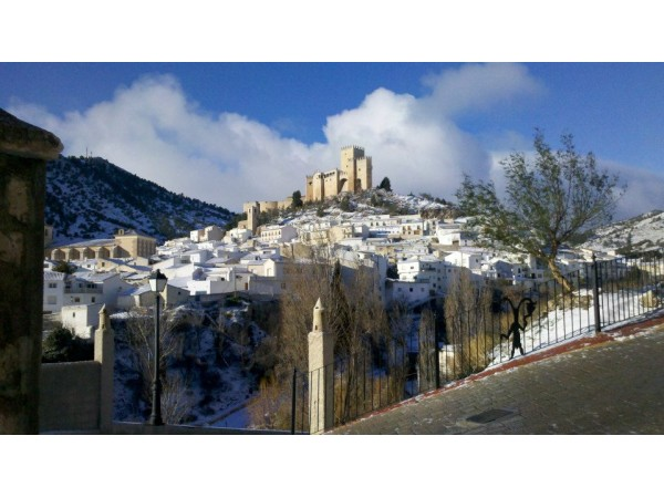 Cortijo El Alamo  - Baetic Mountains - Almeria