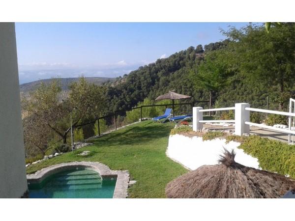 La Choza De Mamuyo  - Baetic Mountains - Granada
