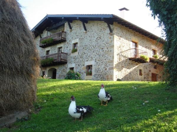 Oiharte  - Basque Country - Guipuzcoa