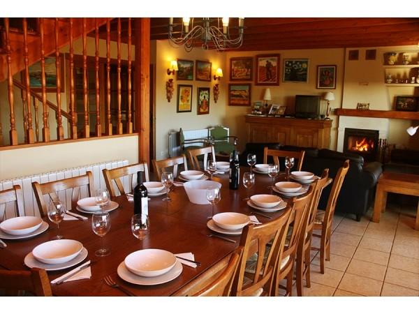 Casa Rural Los Antiguos Pajares  - North Castilla - Burgos
