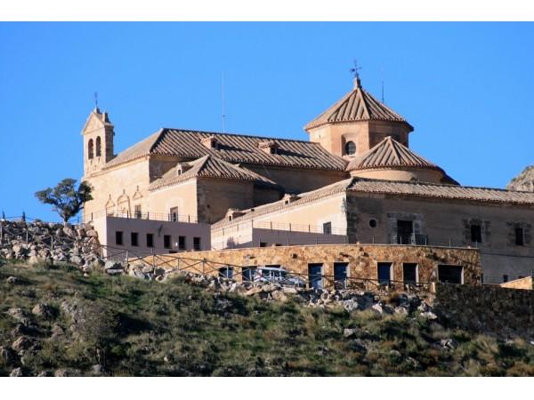 Hospederia Virgen Del Saliente  - Baetic Mountains - Almeria
