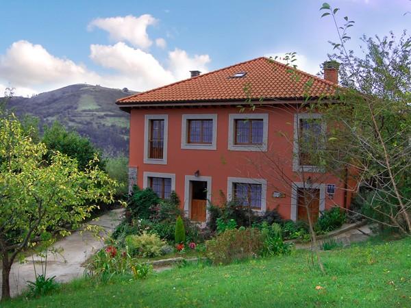 Casa ines apartamento rural villaviciosa gijon asturias espacio rural - Casas rurales cerca de oviedo ...