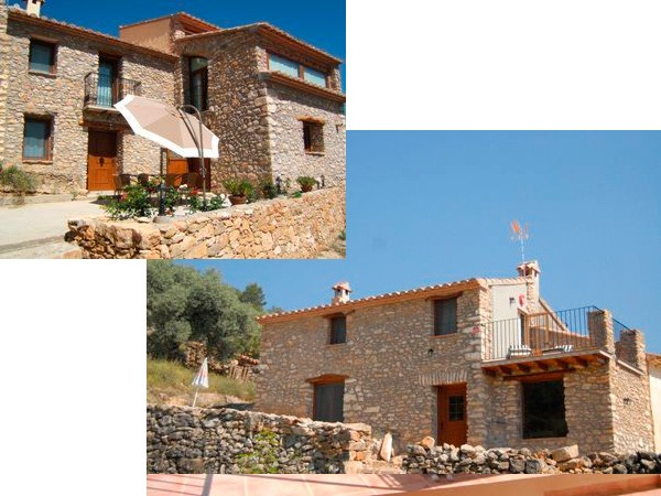 La toscana casa rural les coves de vinrom plana - Casa rural en la toscana ...