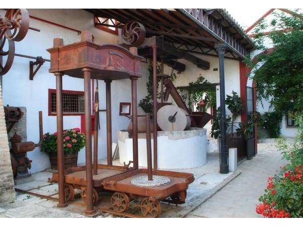 Hacienda Minerva  - Intérieur Andalousie - Cordoba