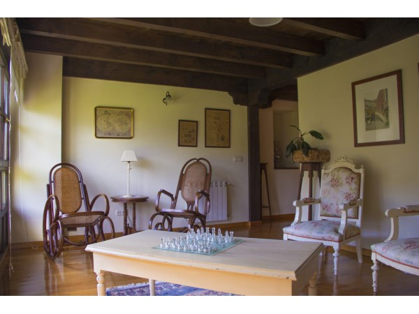 Casa Vicenta  - Cantabrische Mts. - Asturias