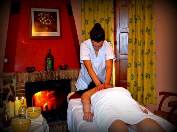Fisioterapia: masajes terap�uticos y relajantes