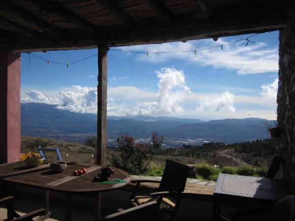 Cortijo Macarena  - Baetic Mountains - Granada