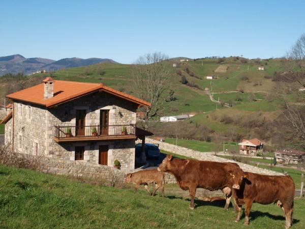 La Cabaña Del Abuelo  - Cantabrian Mts. - Cantabria