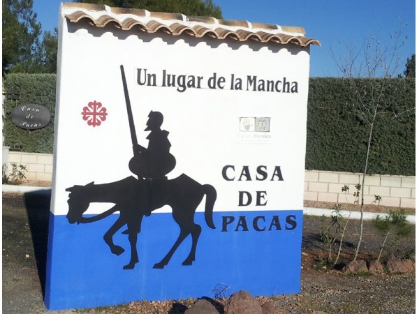 Cr Casa De Pacas  - South Castilla - Ciudad Real