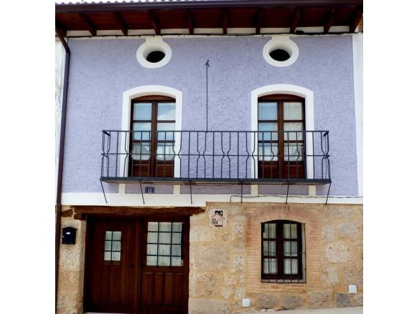 Casa Azul De La Ribera Del Duero