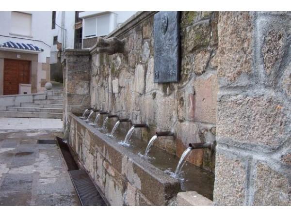 Fuente de los Ocho Caños  - Extremadura - Caceres