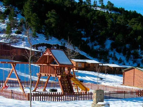 Cabañas De Javalambre  - Aragon - Teruel