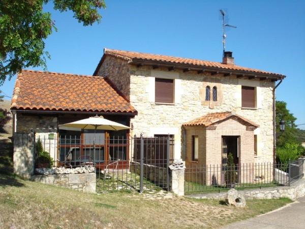 Casa Rural Villamoronta  - North Castilla - Burgos