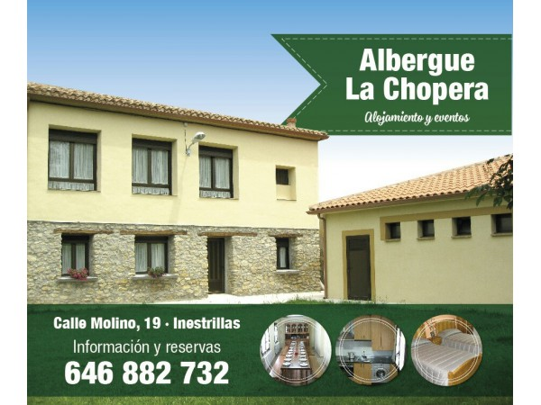 Albergue La Chopera  - Rioja - La Rioja