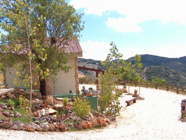 cortijo la roca villa huisje landhuis in baetic bergen granada el poniente granadino