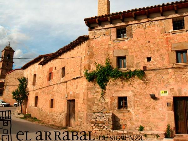 El Arrabal De Sigüenza  - Rond Madrid - Guadalajara