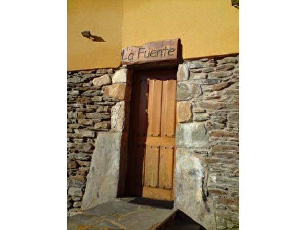 Casa Rural La Fuente  - Cantabrian Mts. - Leon