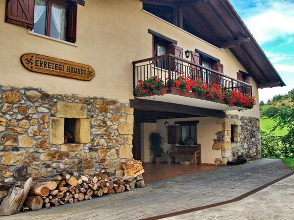 Erretegi Haundi  - Basque Country - Guipuzcoa