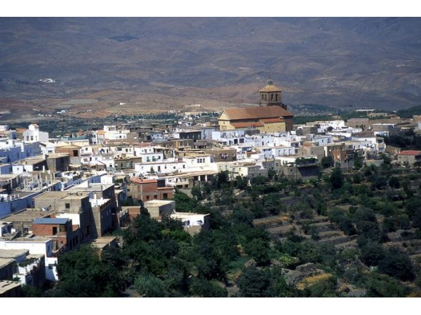 Cortijo Lorenzo  - Baetic Mountains - Almeria
