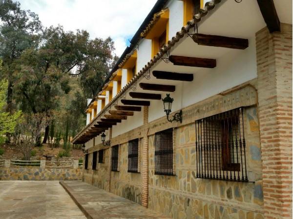 Hotel Hospedería Las Buitreras  - Intérieur Andalousie - Malaga