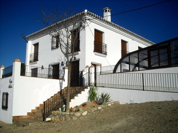 Cortijo Alcibara  - Baetic Mountains - Almeria