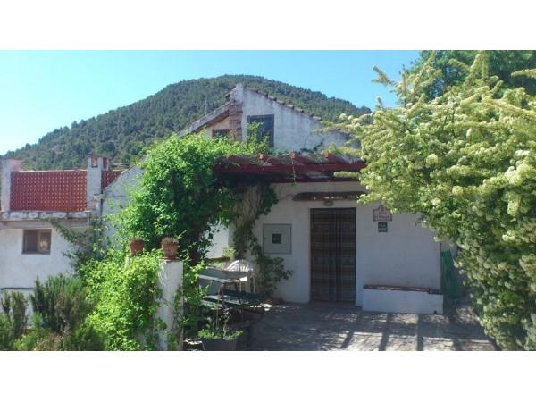 Casa El Concejo  - Baetic Bergen - Granada