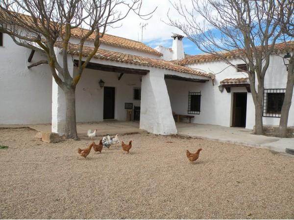 Casa rural molino del cubo cortijo rural balazote campo de montiel sierra de alcaraz - Casas rurales en aiguestortes ...