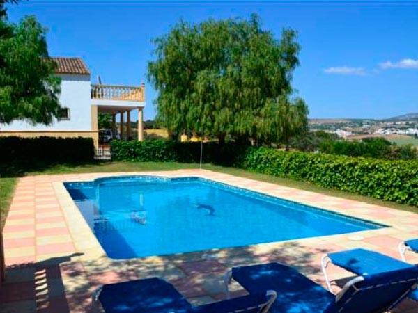 Villa Palacios  - Inside Andalusia - Malaga
