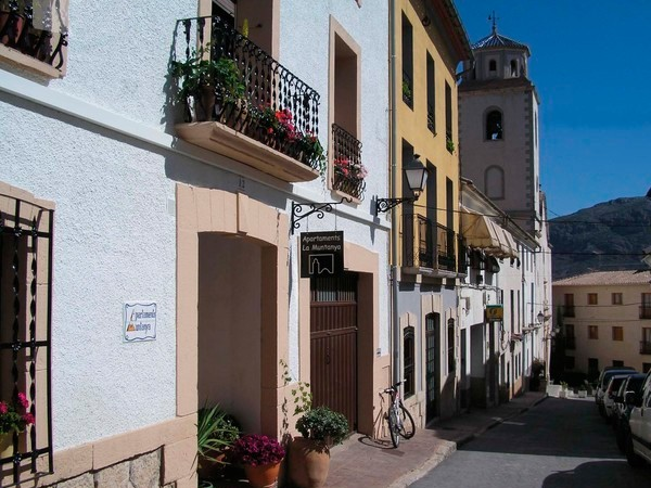 Casa La Muntanya  - South Coast - Alicante
