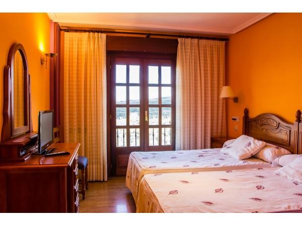 Hotel Rural Tierra De Lobos  - North Castilla - Zamora