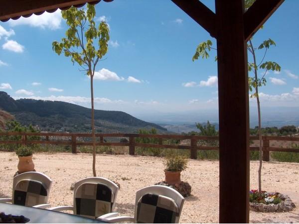 Cortijo La Roca  - Baetic Mountains - Granada