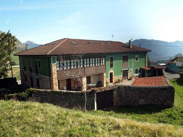 Hotel Rural Cuadroveña  - Cantabrian Mts. - Asturias