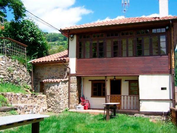Refugio langliru apartamento rural riosa oviedo asturias espacio rural - Casas rurales cerca de oviedo ...