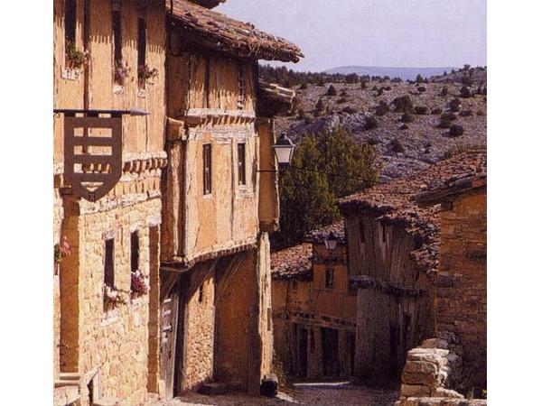 Casa Rural Reyes Católicos  - North Castilla - Soria