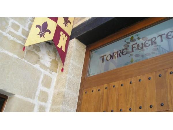 Torre Fuerte S.XIII  - Rioja - La Rioja