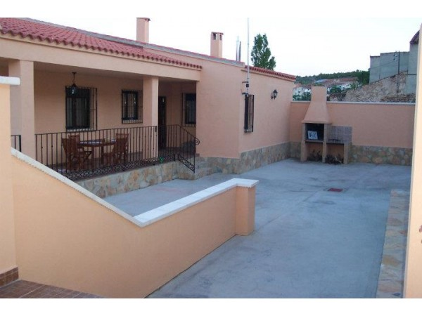 Casas Rurales Montemayor  - South Castilla - Albacete