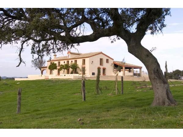 Casas rurales en sierra norte sevilla espacio rural - Casas rurales en el norte de espana ...
