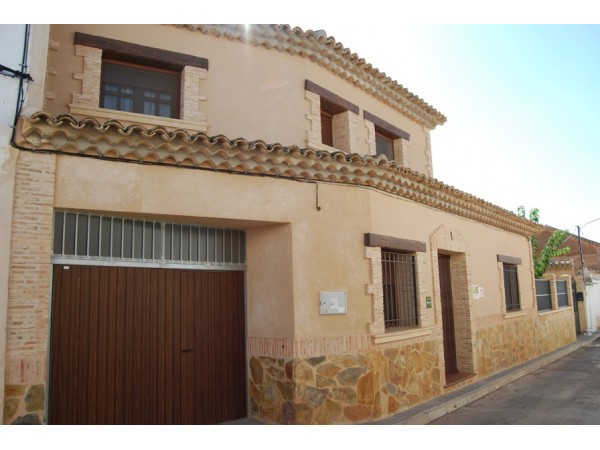 Casa Rural Parajes Del Jucar  - South Castilla - Cuenca
