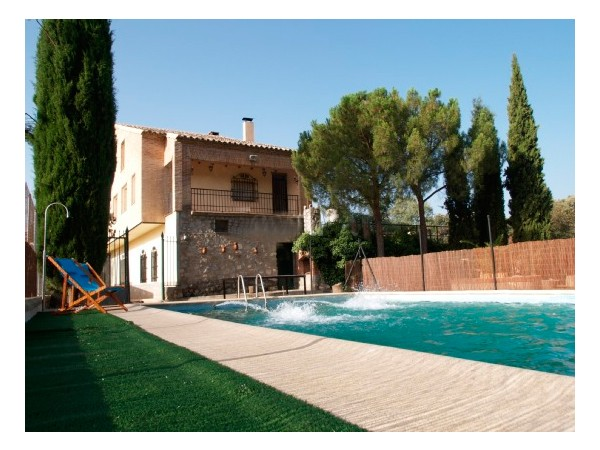 Casa Rural Virgen Del Rosario  - South Castilla - Toledo