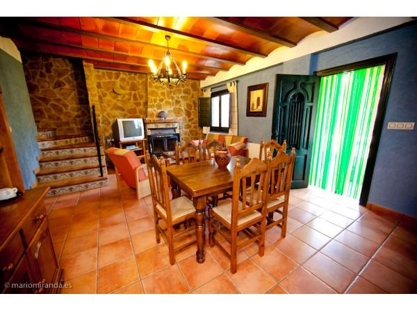 Casas Rurales Los Cerezos  - South Castilla - Albacete