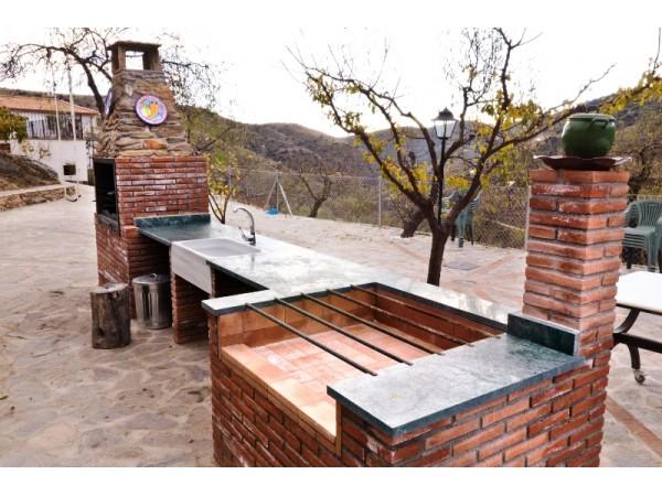 Reul Alto Cortijos Rurales  - Montagnes Bétique - Almeria