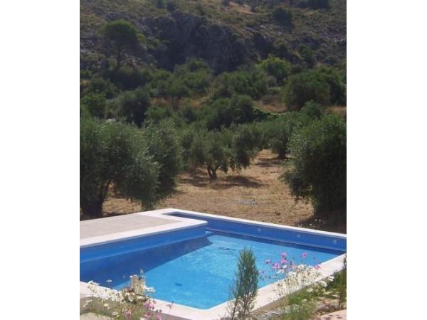 Vivienda Vacacional Cortijo De La Fuente  - Baetic Gebirge - Granada