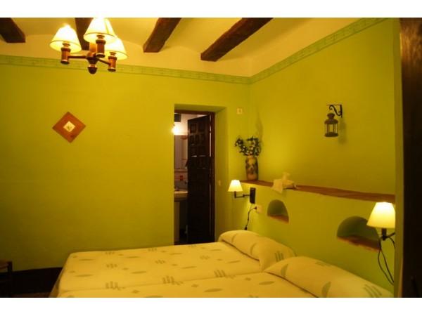 Casa Rural Masía El Pinet  - Valencia - Alicante